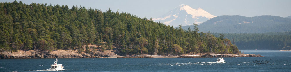 San Juan Islands, Washington